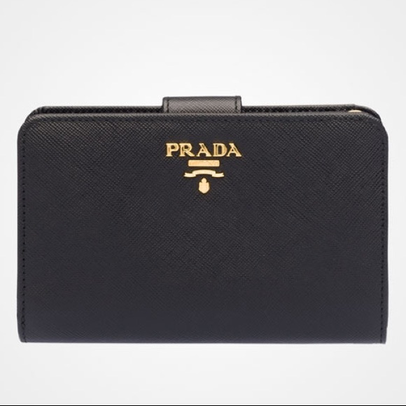 298bbb5f3cb5 Prada Medium Saffiano Leather Wallet. M_5c9c472da31c3358b257244e